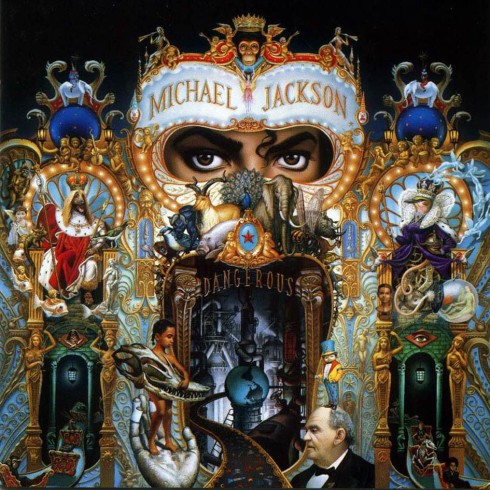 Michael Jackson-Dangerous by Mark Ryden
