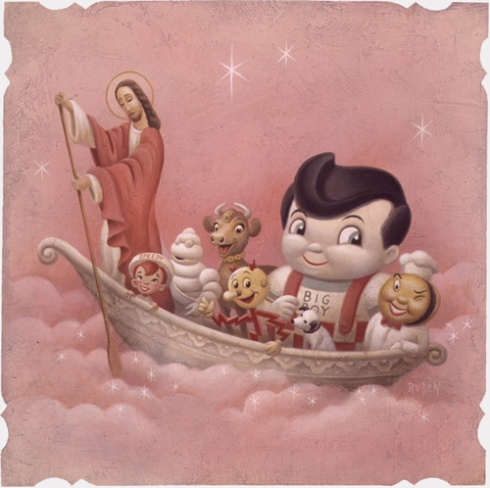 Mark Ryden -Dead_Characters