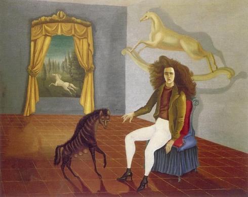 Leonora Carrington -Self portrait