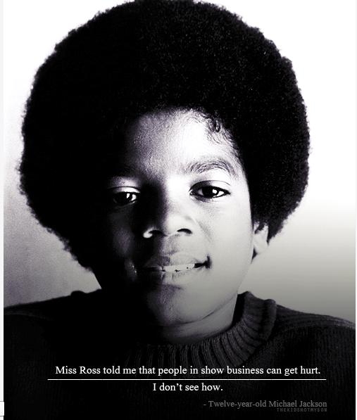 12 Yr old MJ
