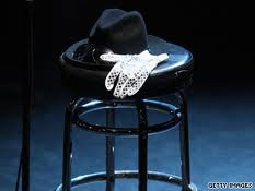 MJ hat, glove