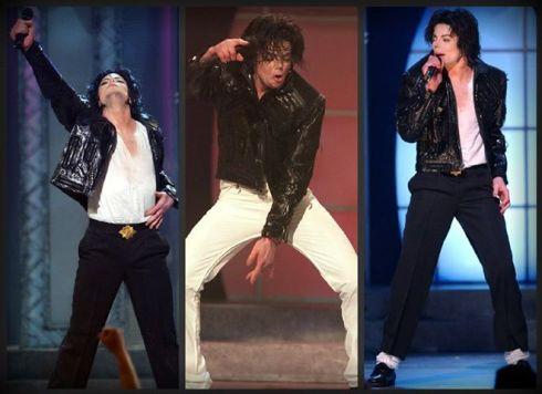 MJ performing