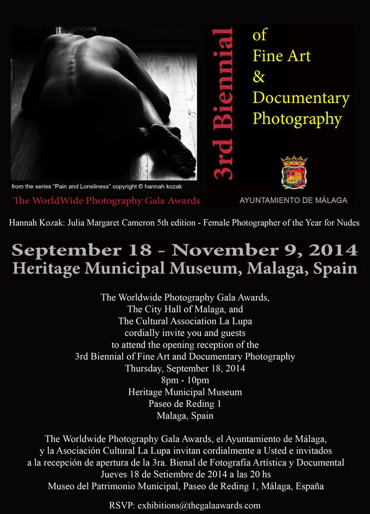 3rd Biennial Invitation