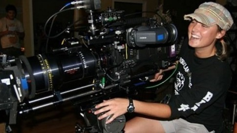 Sarah Jones, Assistant Camera