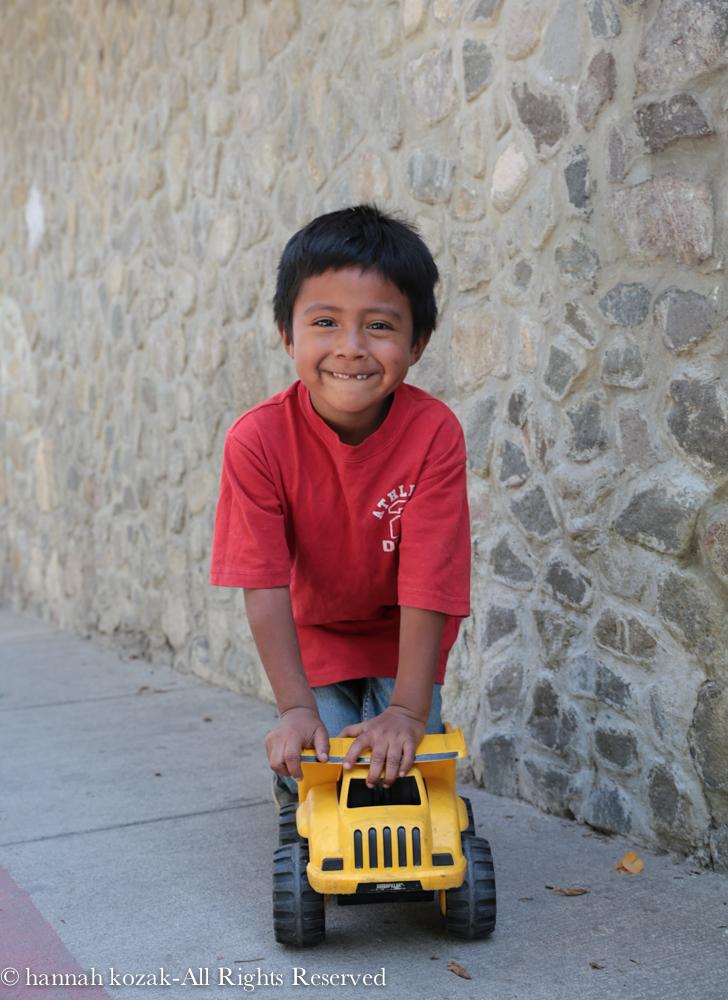 Child at Panajachel