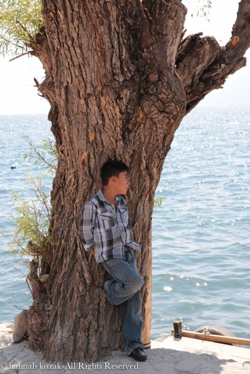 Lake Atitlan @ Panajachel