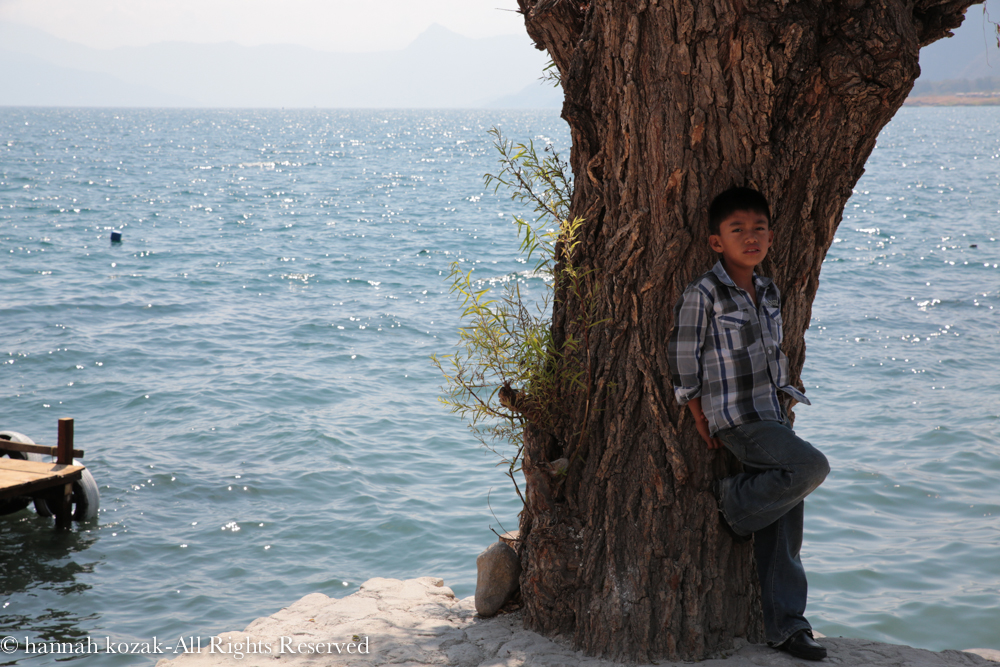 Little boy - Panachajel