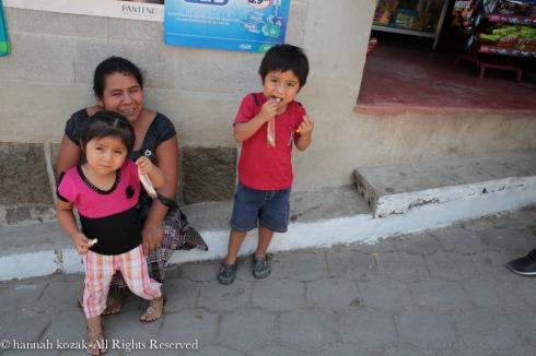 San Juan, Lake Atitlan, Guatemala
