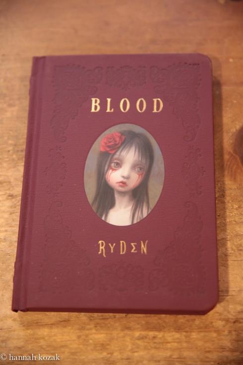 Mark Ryden, Blood