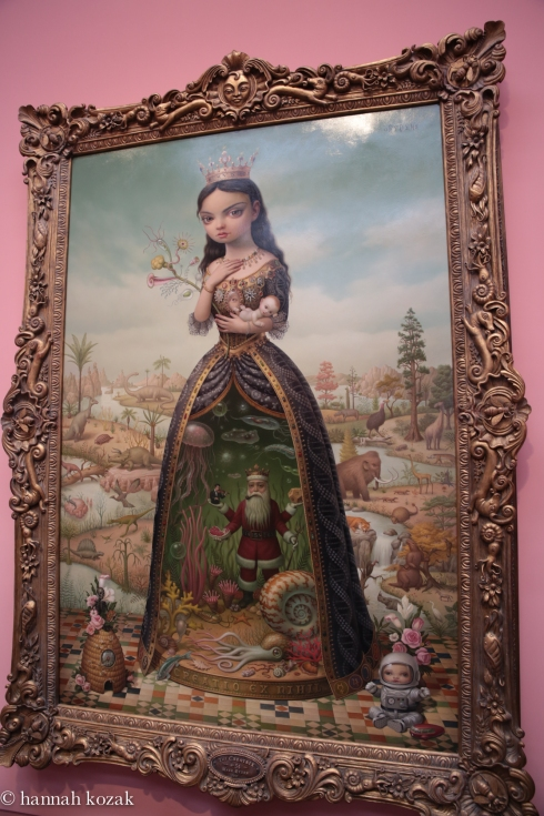 Mark Ryden, The Creatix, No 54, 2005