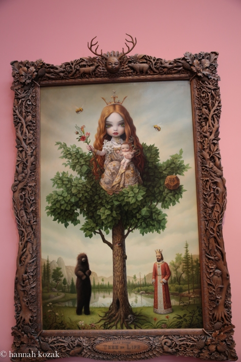 Mark Ryden, Tree of Life, No 53, 2007