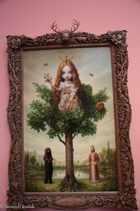 Mark Ryden, Tree of Life, No 53, 2007