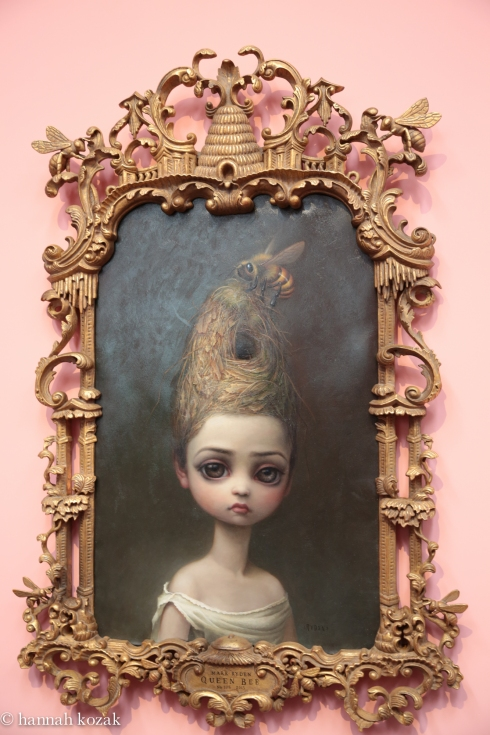 Mark Ryden, Queen Bee, No 105, 2013