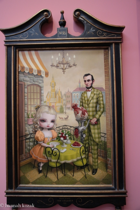 Mark Ryden, The Grinder, 2