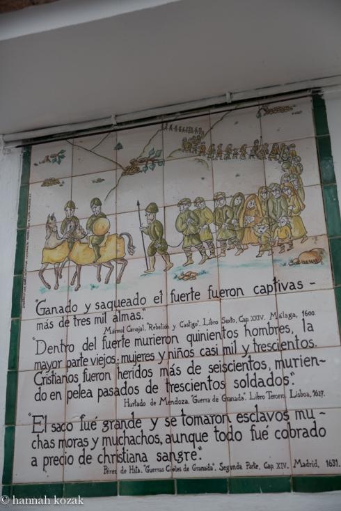 Frigliana, Spain