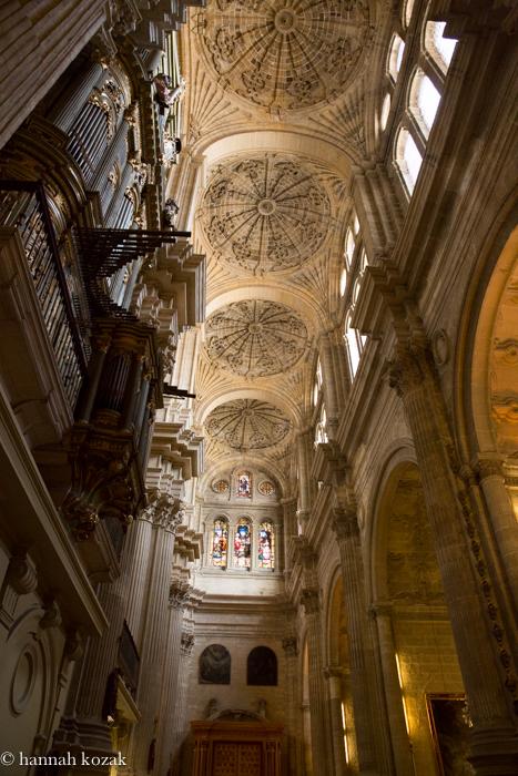 Santa Iglesia Catedral Basílica - Málaga, Spain