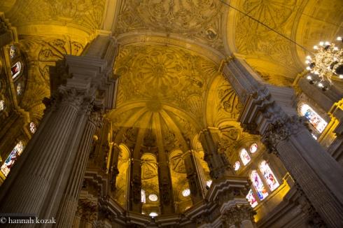 Santa Iglesia Catedral Basilíca - Málaga, Spain