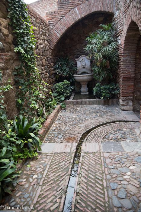 Alcazaba - Málaga, Spain