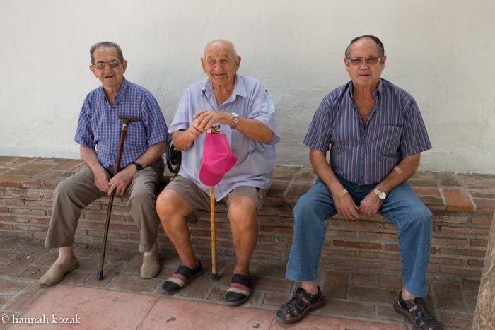 Nirja, Spain