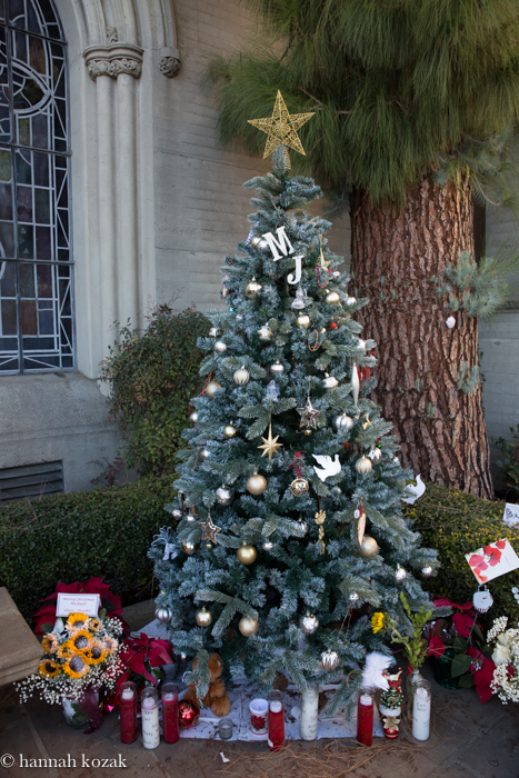 Christmas tree for MJ