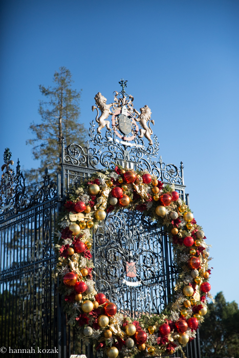 Entrance to Forest Lawn