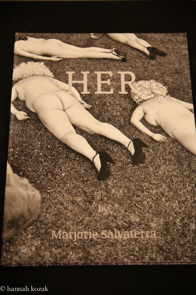 Marjorie Salvaterra Her - book